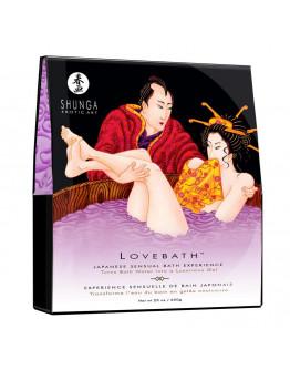Vannas sāls ar jutekliska lotosa aromātu, 650gr