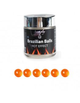Brazilian Balls ar sildošu efektu