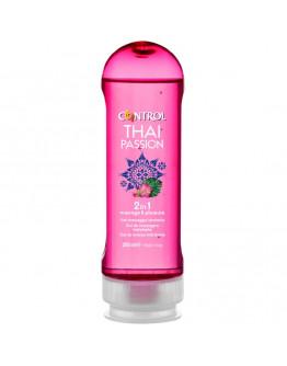 Thai passion,masāžas gēls, 200ml