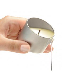 Masāžas svece ar vaniļas krēma aromātu