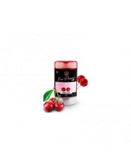 Ķiršu konfektes garšas ēdamais lubrikants, 34 ml