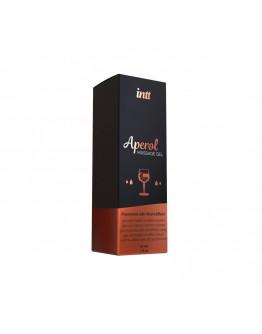 INTT sildošs masāžas gēls ar APEROLA garšu,30ML