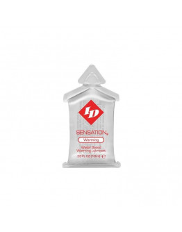 Sensation, lubrikants ar sildošu efektu monodozes iepakojumā, 10ml