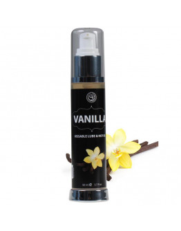 Vaniļas lubrikants ar siltuma efektu, 50 ml